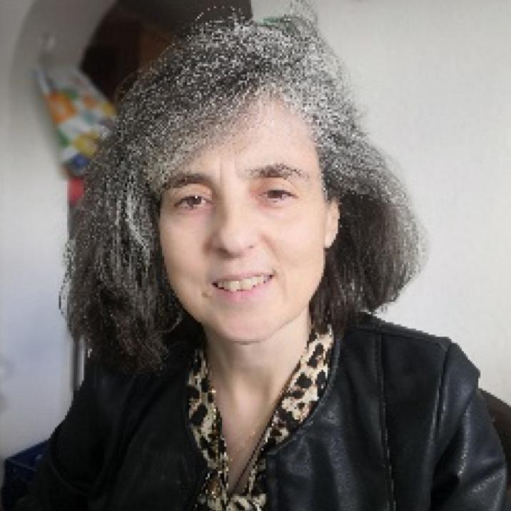Maria Strongylu - Mësuese në Deutsch-Albanische Schule